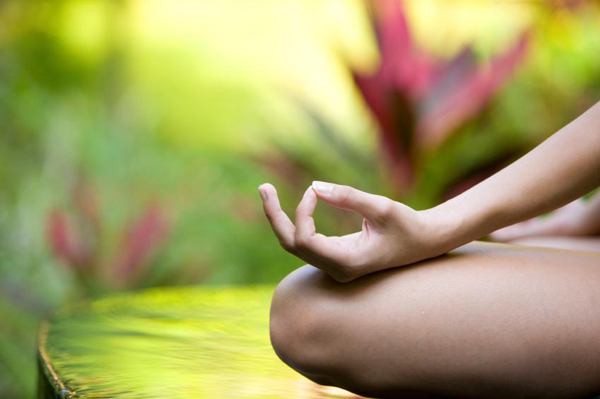 Byproduct of meditation on the realms beyond - urvashi gandhi