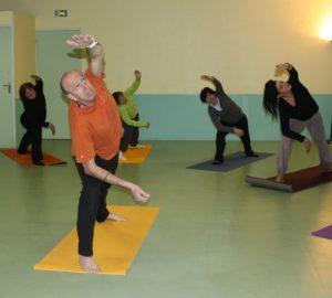 Cours de Yoga à Varilhes avec Didier Loubet