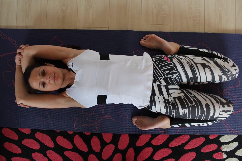 Nathalie Charton yoga