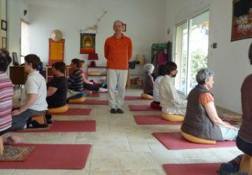 Méditation avec Pascal Martin Pont-Sainte-Marie