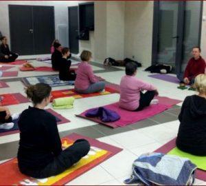 Yoga à Marigny-le-Châtel avec Philippe Bertrand