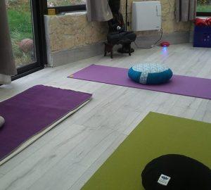 Yoga au Sourire du Cœur