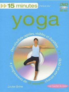 DVD Pratique Yoga