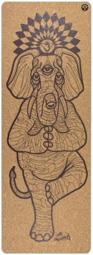 Nimajjanam : tapis de yoga écolo et biodégradable