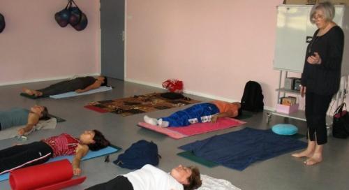 Yoga en Quercy