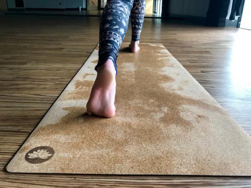 Tapis de yoga écologique en Liège naturel 44,99 €